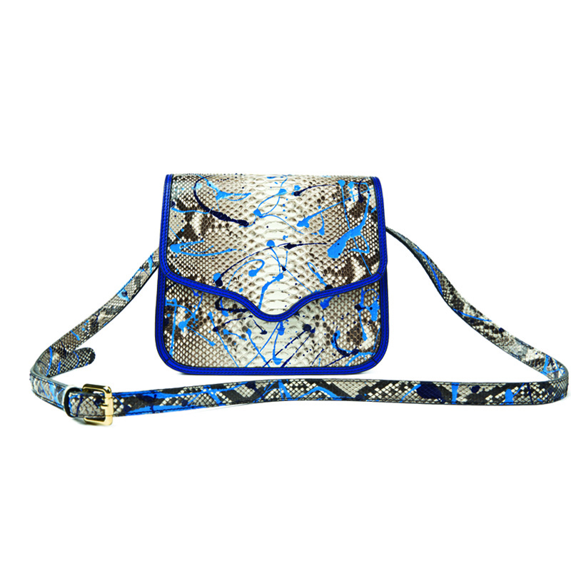 [CLEARANCE]spain python bag