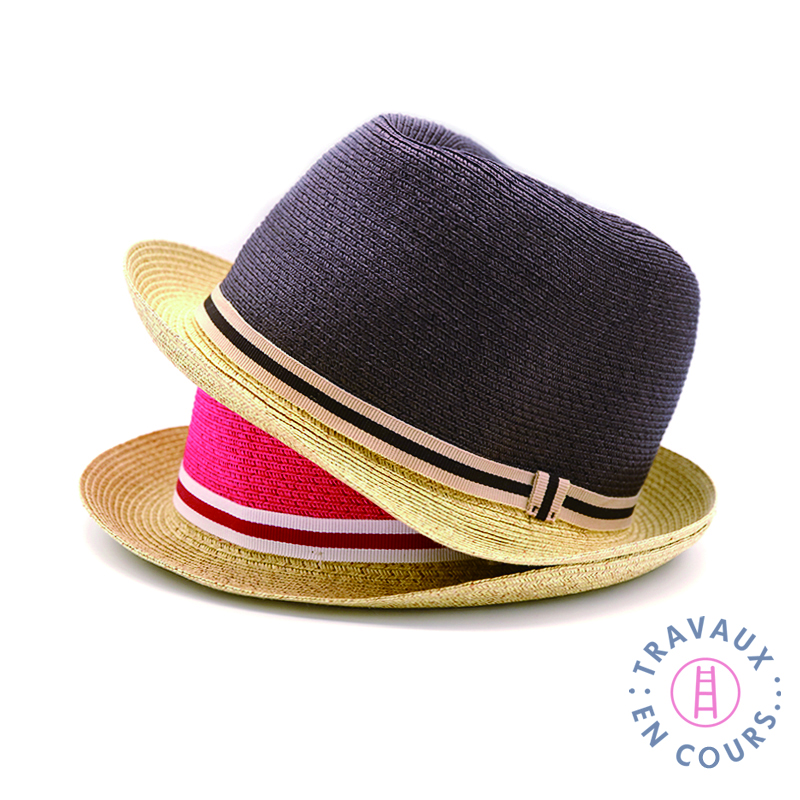 [travaux] twotone hats